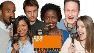 BBC Minute: News in 60 seconds - BBC News