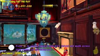 Lego Marvel Super Heroes: HUB 5 Feeling Fisky - FREE PLAY - HTG