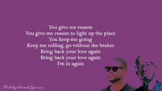 Black Coffee Ft. Usher - LaLaLa (FGL Official Lyrics)