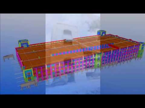 2016 North American BIM Awards - TCU Cantey Parking