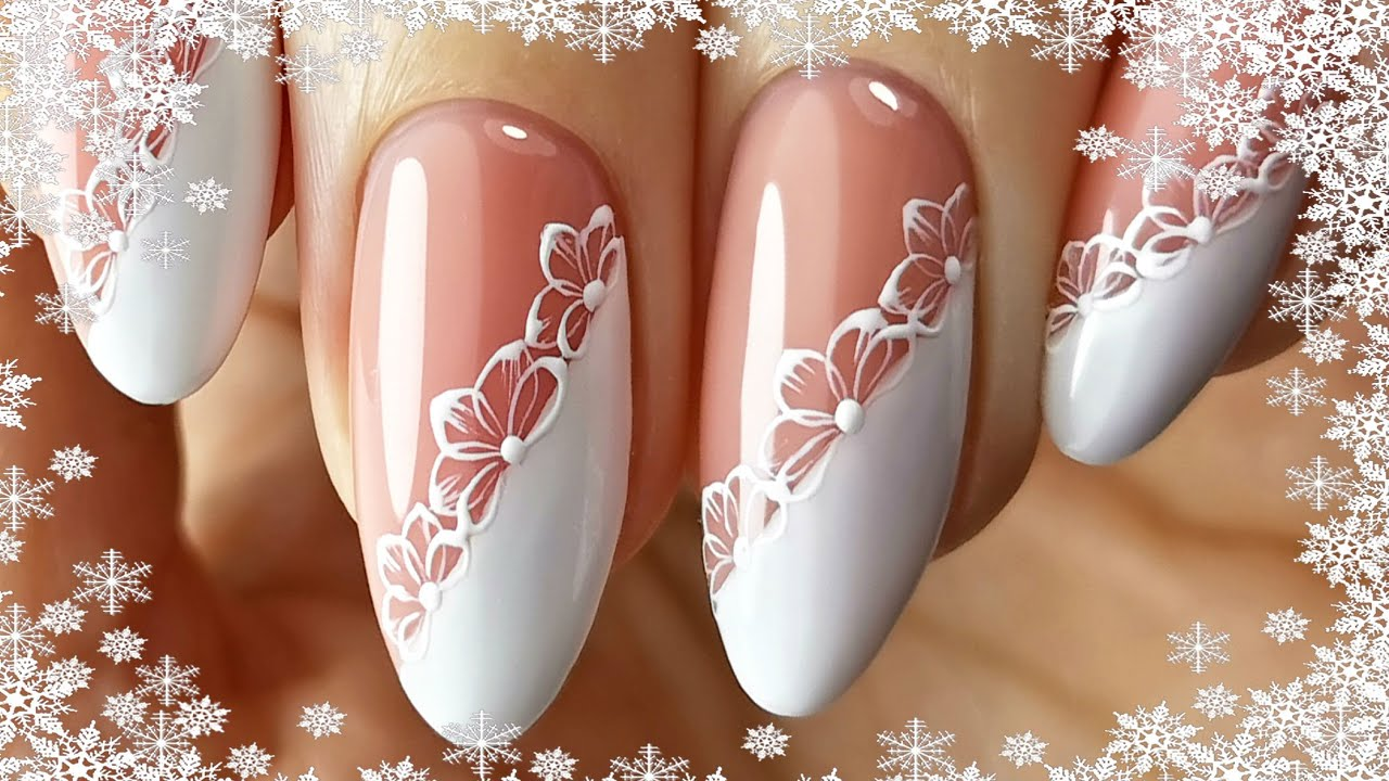 French Manicure/Идеи Дизайна Ногтей