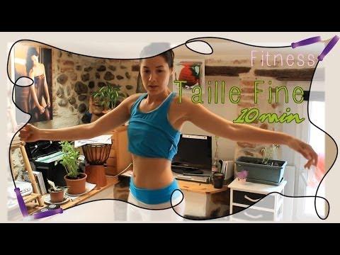 Fitness-Danse : Taille de guêpe en 10 minutes
