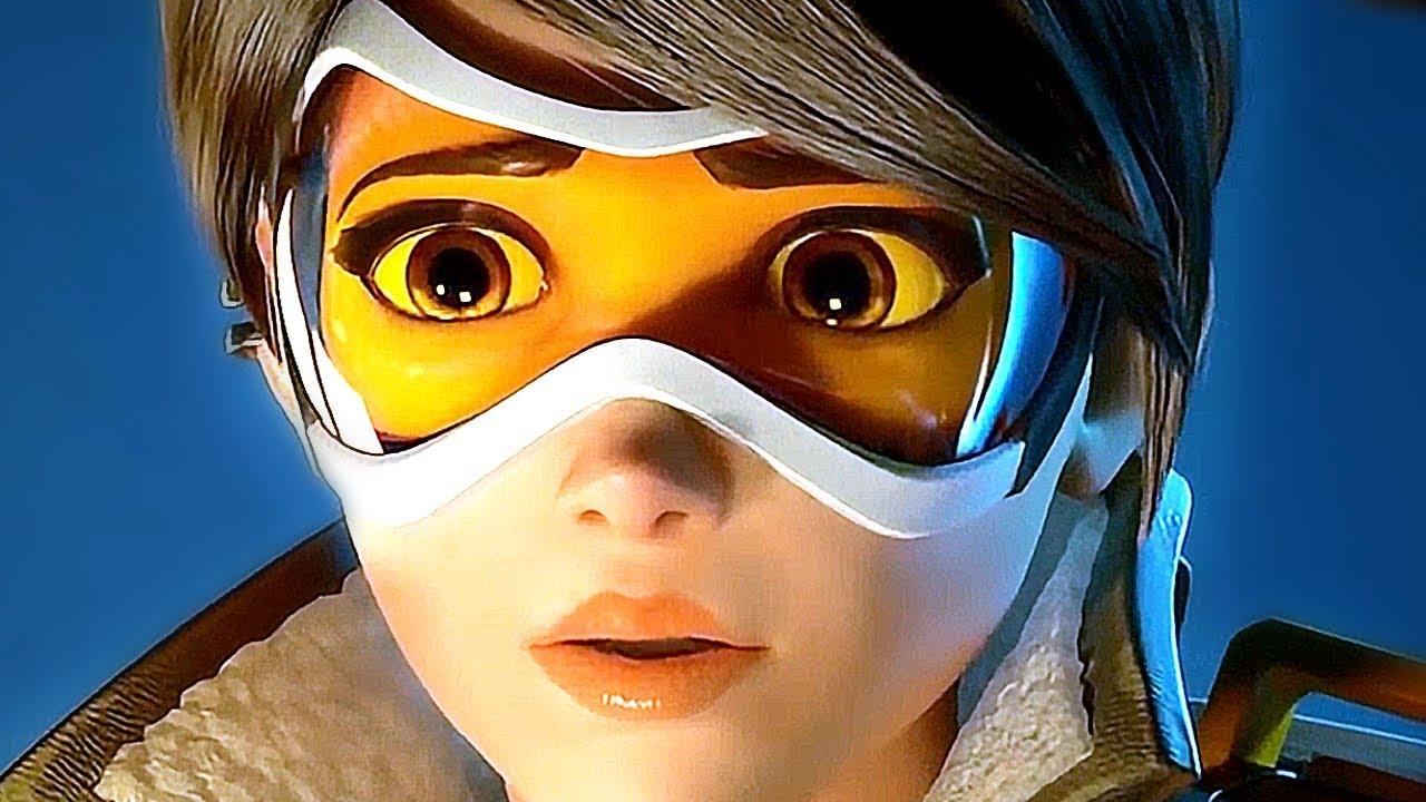 Overwatch Retribution All Cutscenes & Cinematics Full Movie 2018 w/ English Subtitles [HD]