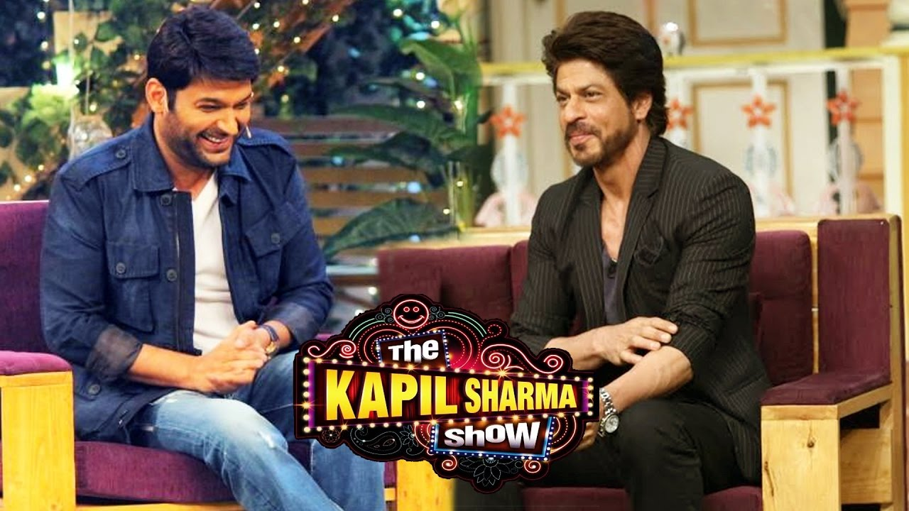 Image result for kapil sharma show with srk