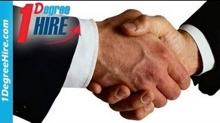 Inside Tips To Getting Hired After College - How to Shake Hands Thumbnail