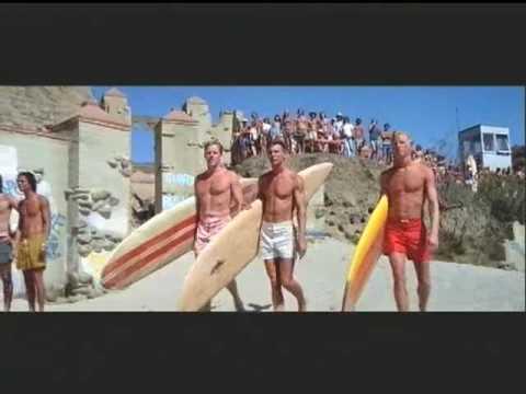 BIG WEDNESDAY Movie Trailer 1978 Surfing