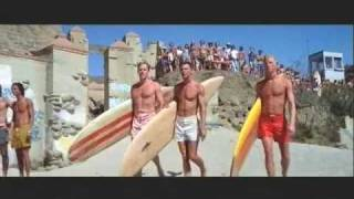 BIG WEDNESDAY Movie Trailer 1978 Surfing