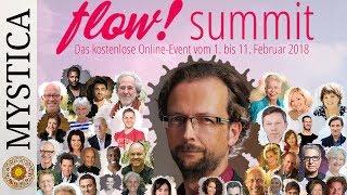 Thomas Schmelzer - In den Fluss des Lebens kommen (flow!summit2018 & MYSTICA.TV)