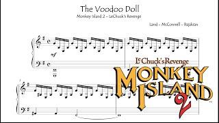 Monkey Island 2 The Voodoo Doll