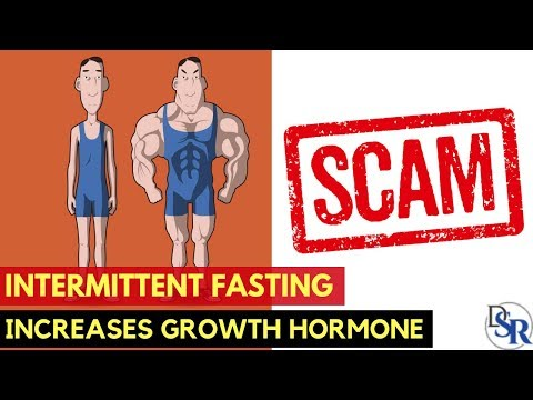 ?️-intermittent-fasting-increases-growth-hormone---scam!---by-dr-sam-robbins