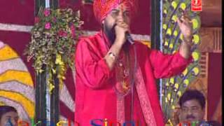 Aaj hanuman jayanti hai - Lakhbir Singh Lakha Live in Gandhi Nagar