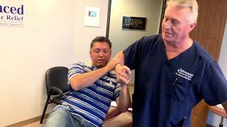 Houston Chiropractor Dr Greg Johnson Helps LA Man With Bilateral Sciatica