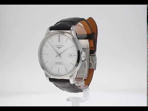 Pre Owned Watch Longines Record Ref L2.820.4