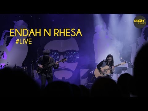 Endah N Rhesa (Live) @Soemardjito Court, Purwokerto