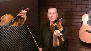 Turkey In The Straw: Fiddle Lesson