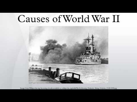 discuss causes world war were major long term causes war • to what extent was world war ii 6 the causes of world war ii in programme is clear evidence that hitler had long-term objectives that would cause.