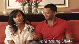 "Branching Out TV at the 2012 ABFF with Latoya Luckett and Christian Keys ""Note to Self"" - Trailer"