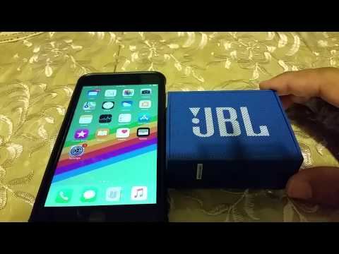 how-to-pair-jbl-go-bluetooth-speaker-to-iphone-8