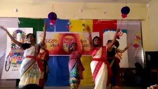 Ghate Lagaiya Dinga - Pahela Boishak Program At CSEDU
