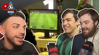 DJMARIIO, IBAI Y GRAVESEN con 'El Chiringuito' en la FINAL de LaLiga eSports