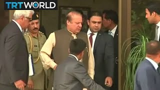 Breaking News: Pakistan's top court disqualifies Nawaz Sharif as PM