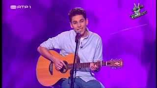 Bruno Rafael Vieira - Lambreta (the voice portugal)