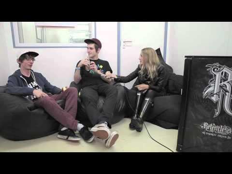 Interview with Fred V and Grafix at The Energy Sessions Arena Sponsored by Relentless Energy Drink