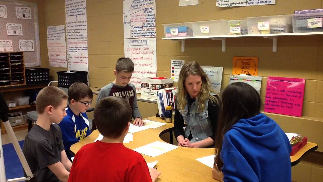 guided writing and shared writing video