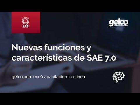 Aspel SAE - Nuevas funciones y características de la versión 7.0