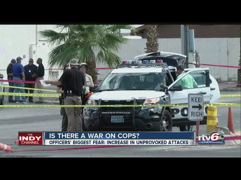 Is there a war on cops?