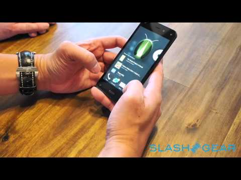 Fire Phone hands on part 1
