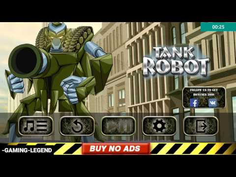 Tank Robot Android Gameplay HD