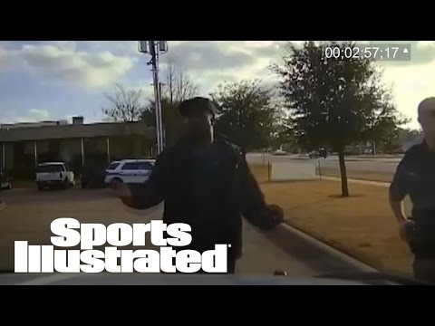 Ricky Williams Stopped By Police For Taking A Walk By Hotel | SI Wire | Sports Illustrated