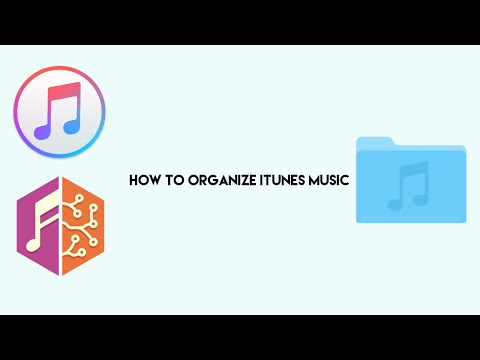 How to organize and automatically add metadata to iTunes Music
