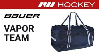 Bauer Vapor Team Hockey Bag Review