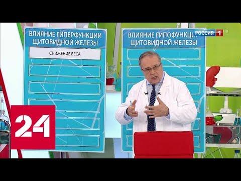 Доктор Беленков: когда щитовидная железа может разрушить сердце - Россия 24