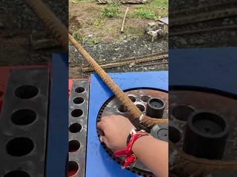 SMTW50 100% Indian Bar Bending Machine