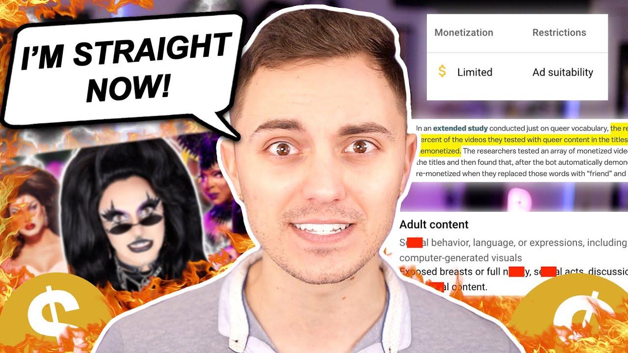 YouTube Demonetized Me...