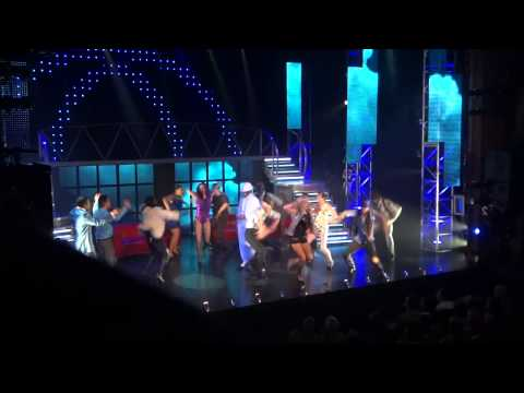 Thriller Live Musical - London 2012 - Smooth Criminal