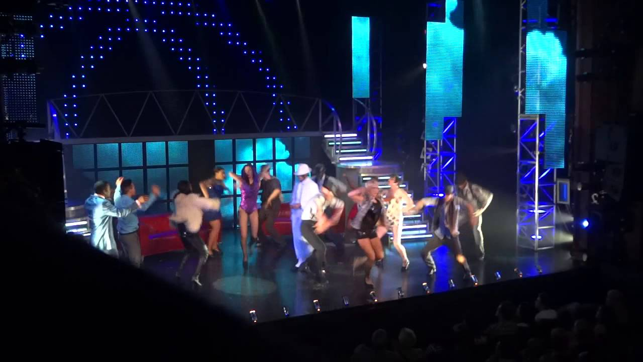 Thriller Live Musical  London 2012  Smooth Criminal