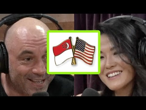 Melissa Chen: Life in the US versus Life in Singapore