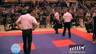 Dave Parkinson v Fletcher Thomas Edinburgh Open 2014