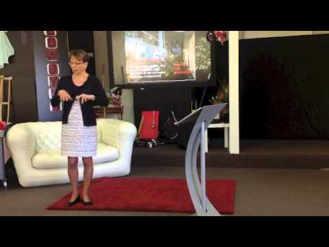 Love, grief, art, hope: Jane Adams at TEDxBMIHMSWomen