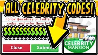 """""""🔥ALL NEW ADOPT ME CELEBRITY UPDATE CODES 2019!!"""" Adopt Me! 🔥CELEBRITY🔥 MANSION Update (Roblox)"""