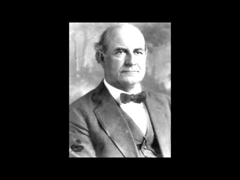 William Jennings Bryan - The Ideal Republic Speech - Great Speeches of the 20th Century