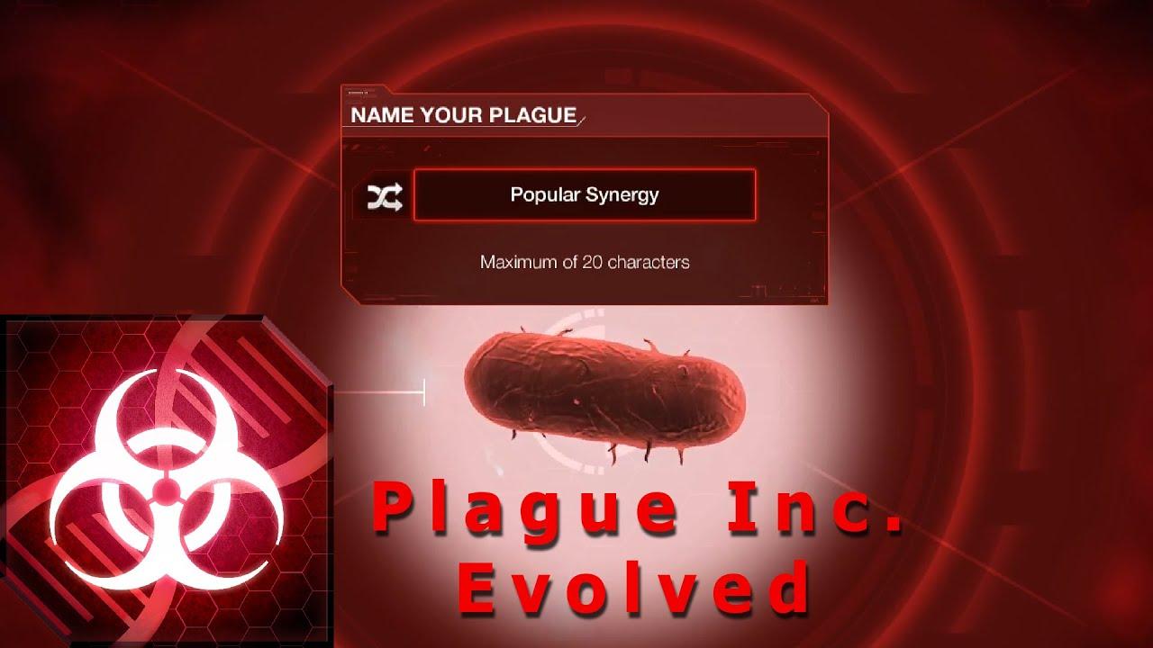 Let's Okay... Plague Inc: Evolved - YouTube