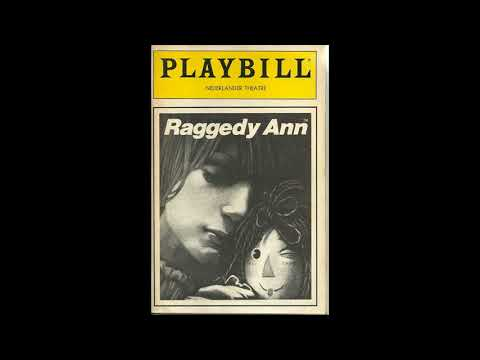 Raggedy Ann Broadway Demo - Something In The Air