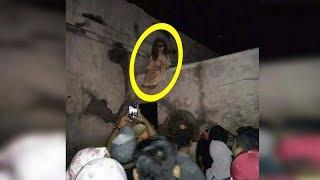 5 Ghost Videos Caught On Camera || असली भूत हुआ कैमरे में कैद