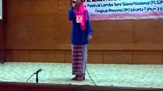 TIARA SADIRA Sirih Kuning (Lagu Betawi)