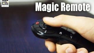 Функції LG Smart TV - Magic Remote